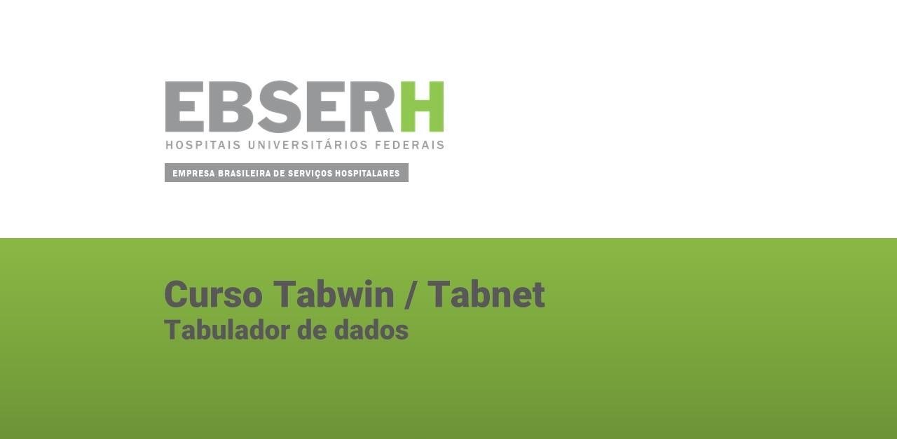 Curso TabWin/Tabnet - Turma 2